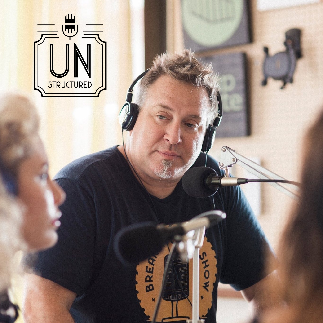 145 - Pete A Turner - Unique wide-ranging and well-researched unstructured interviews hosted by Eric Hunley UnstructuredPod Dynamic Informal Conversations