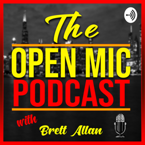 Eric Hunley's appearances on The Open Mic Podcast With Brett Allan
