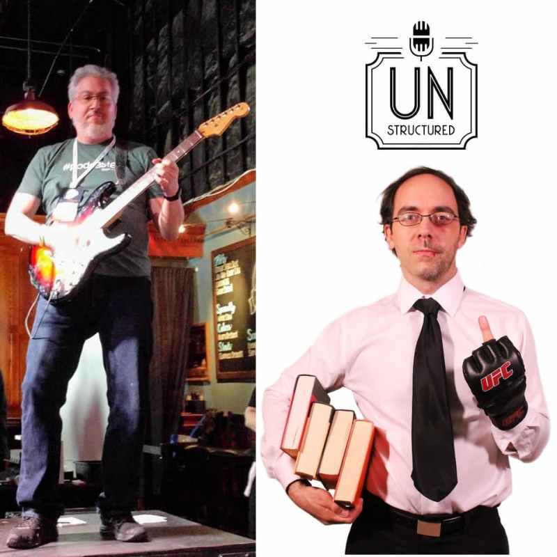 148 - Daniele Bolelli and Dave Jackson - Unique wide-ranging and well-researched unstructured interviews hosted by Eric Hunley UnstructuredPod Dynamic Informal Conversations