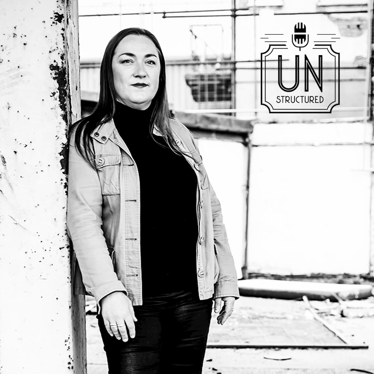 171 - Jenny Radcliffe - Unique wide-ranging and well-researched unstructured interviews hosted by Eric Hunley UnstructuredPod Dynamic Informal Conversations
