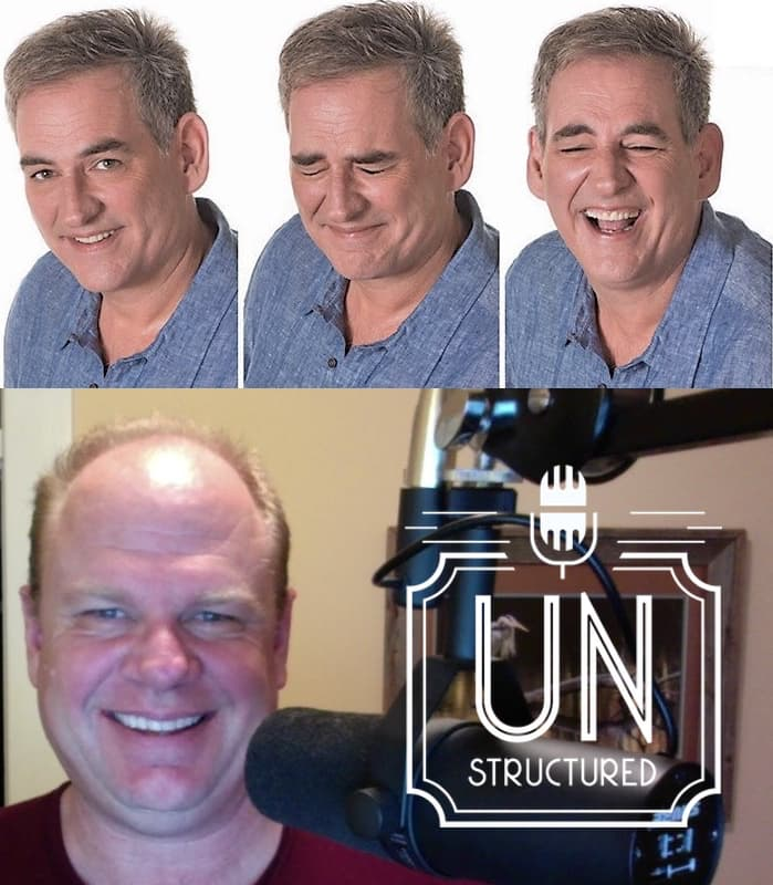 168 - Randall Kenneth Jones and Eric Hunley - Unique wide-ranging and well-researched unstructured interviews hosted by Eric Hunley UnstructuredPod Dynamic Informal Conversations