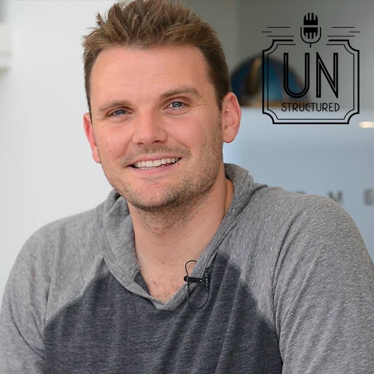 175 - Tommy Griffith - Unique wide-ranging and well-researched unstructured interviews hosted by Eric Hunley UnstructuredPod Dynamic Informal Conversations