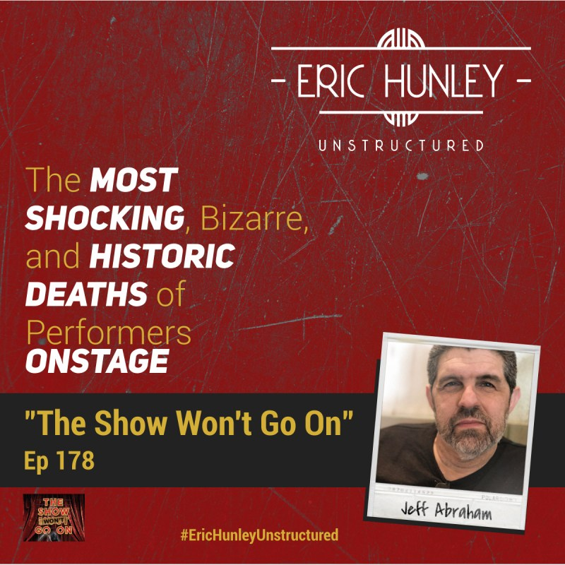 Eric Hunley Unstructured Podcast - 178 Jeff Abraham Square Post
