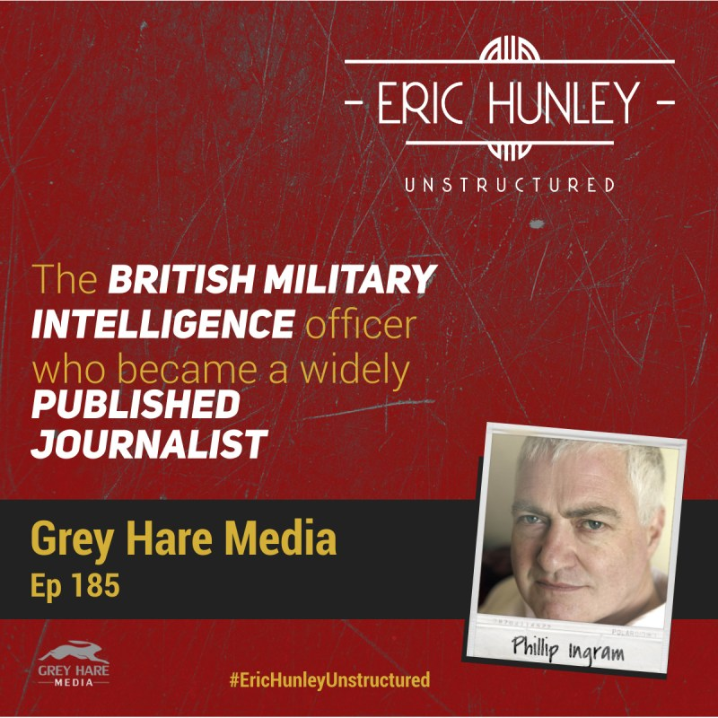 Eric Hunley Unstructured Podcast - 185 Philip Ingram Square Post