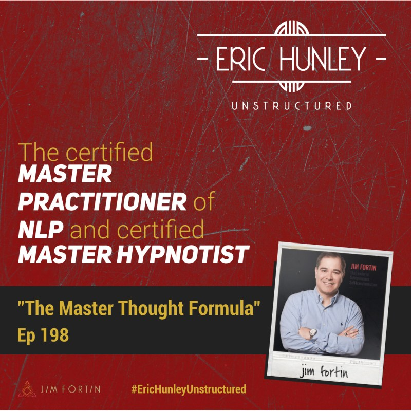 Eric Hunley Unstructured Podcast - 198 Jim Fortin Square Post