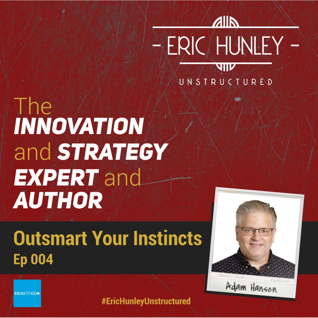Eric Hunley Unstructured Podcast - 004 Adam Hansen Square Post