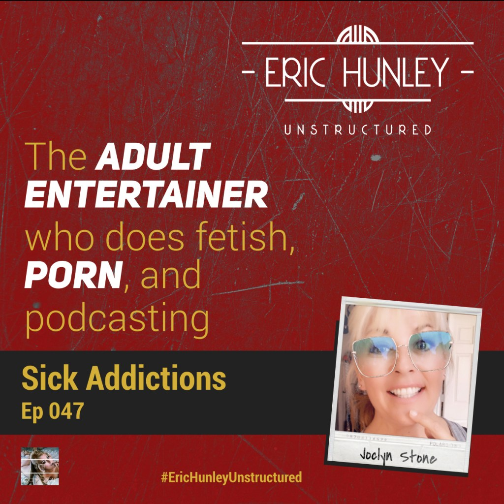 Eric Hunley Unstructured Podcast - 047 Joclyn Stone Square Post