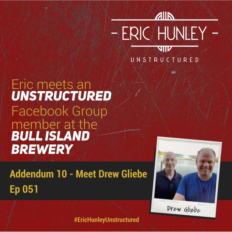 Eric Hunley Unstructured Podcast - 051 Addendum 10 Square Post