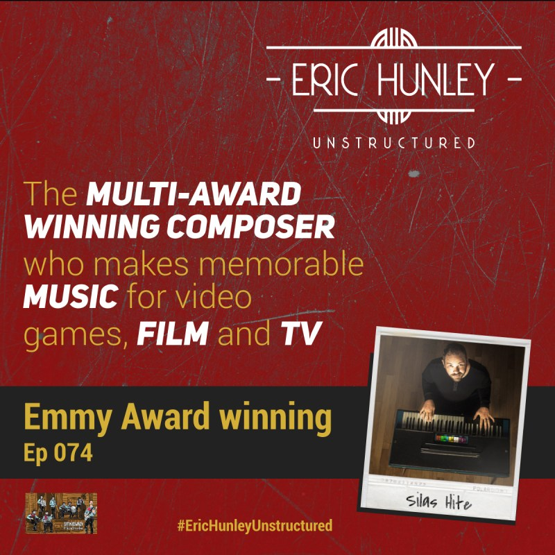 Eric Hunley Unstructured Podcast - 074 Silas Hite Square Post