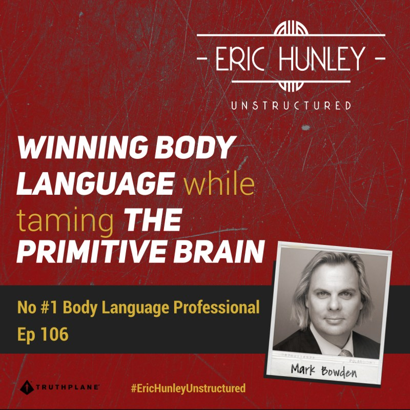 Eric Hunley Unstructured Podcast - 106 Mark Bowden Square Post