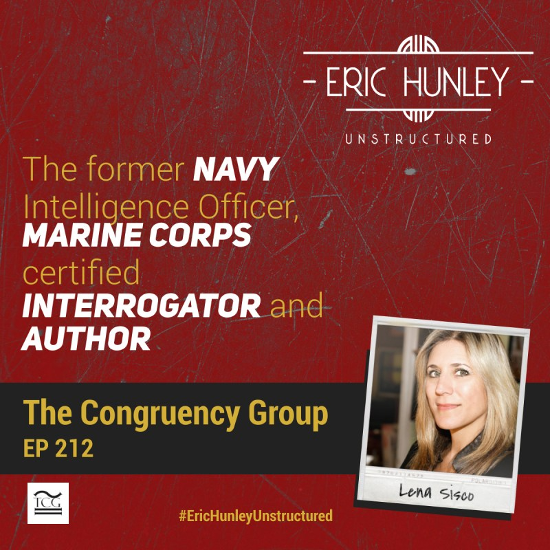 Eric Hunley Unstructured Podcast - 212 Lena Sisco Square Post