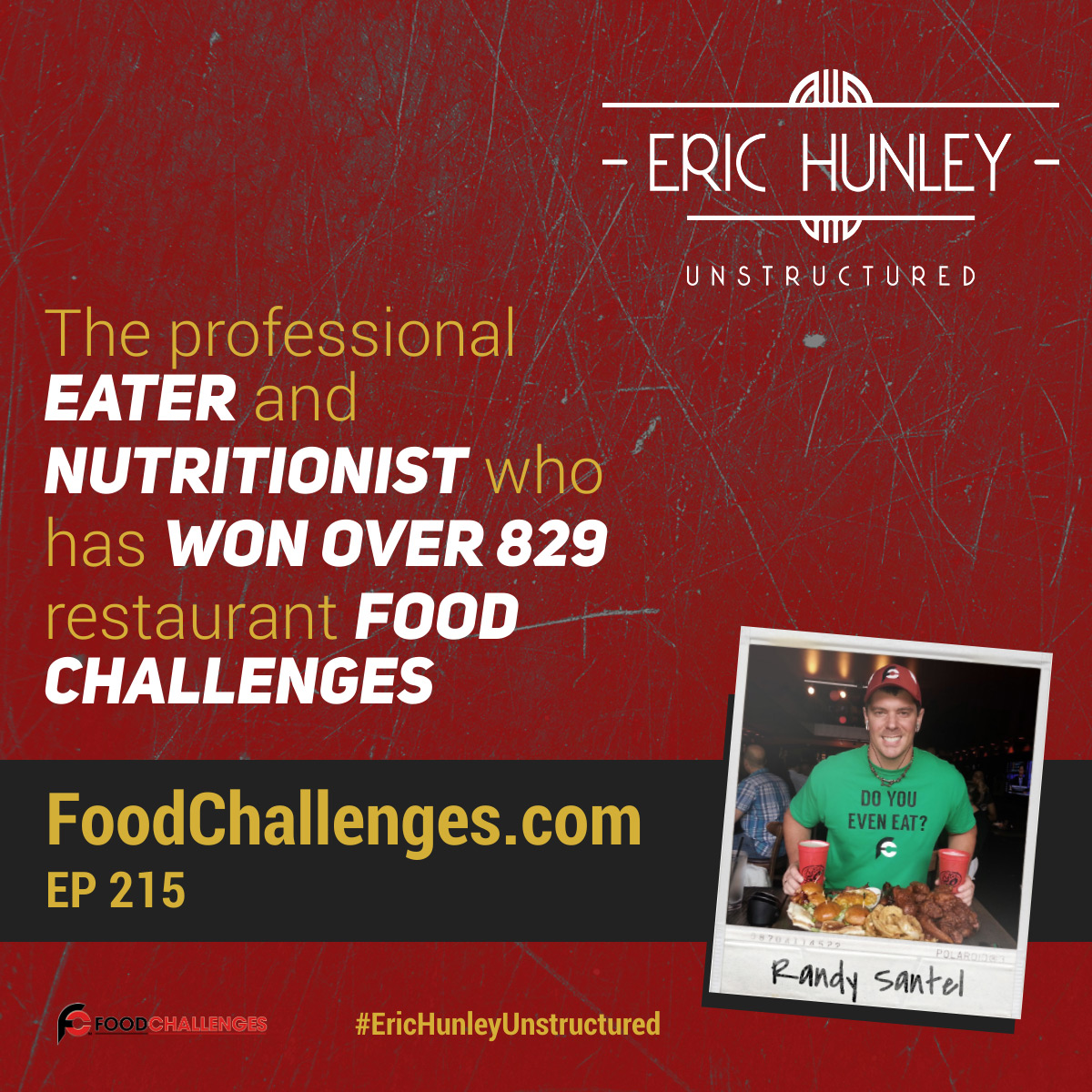 Eric Hunley Unstructured Podcast - 215 Randy Santel Square Post