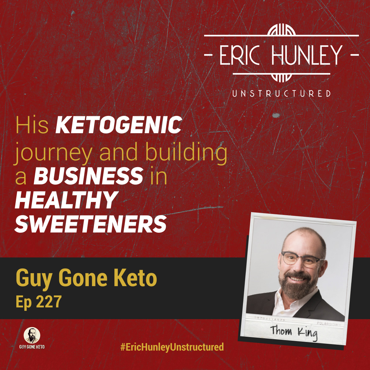 Eric Hunley Unstructured Podcast - 227 Thom King Square Post