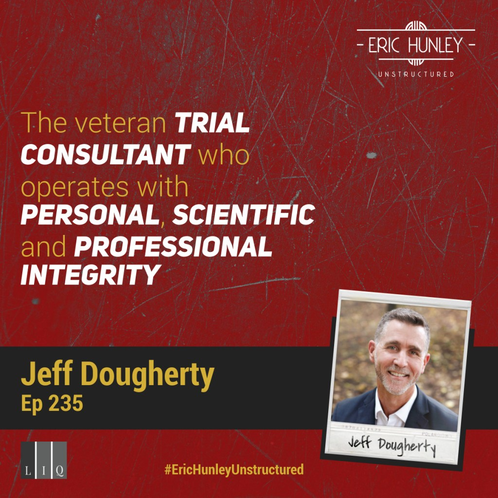Eric Hunley Unstructured Podcast - 235 Jeff Dougherty Square Post