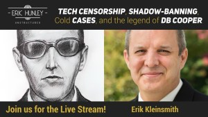 Eric Hunley Unstructured Live Stream Interview