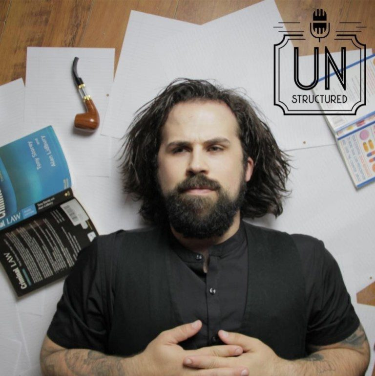 119 - Ben Cardall UnstructuredPod Unstructured interviews - Dynamic Informal Conversations with unique wide-ranging and well-researched interviews hosted by Eric Hunley