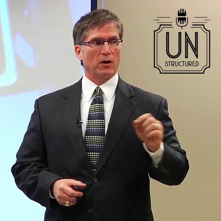 097 - Brian Ahearn - Unique wide-ranging and well-researched unstructured interviews hosted by Eric Hunley UnstructuredPod Dynamic Informal Conversations