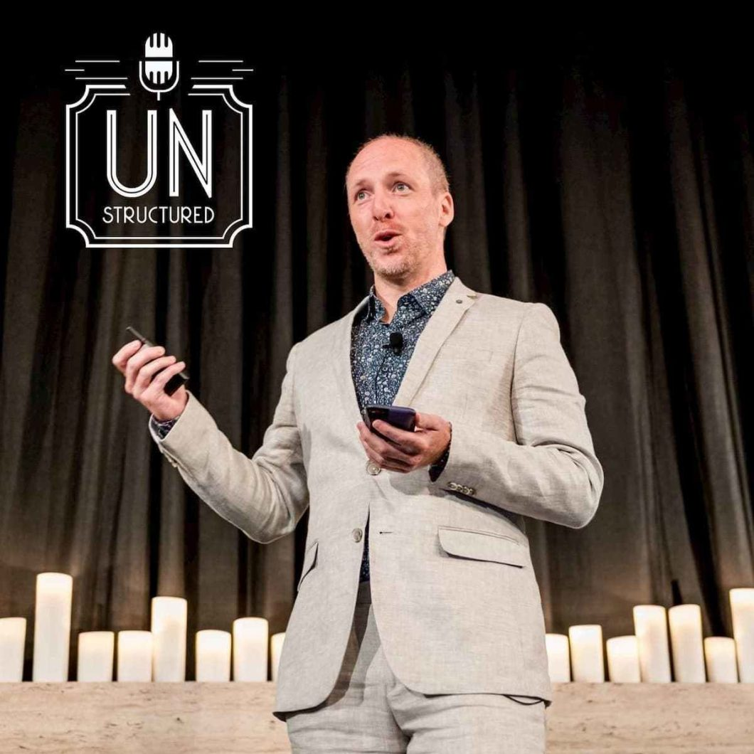 170 - Jesse Richardson - Unique wide-ranging and well-researched unstructured interviews hosted by Eric Hunley UnstructuredPod Dynamic Informal Conversations