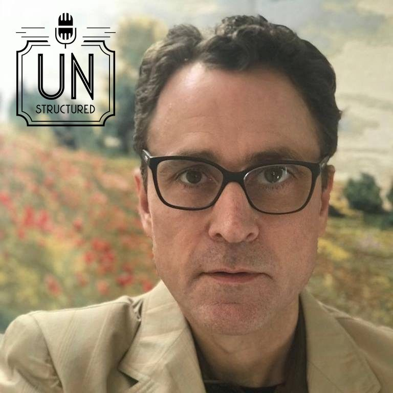 095 - Kevin Roberts - Unique wide-ranging and well-researched unstructured interviews hosted by Eric Hunley UnstructuredPod Dynamic Informal Conversations