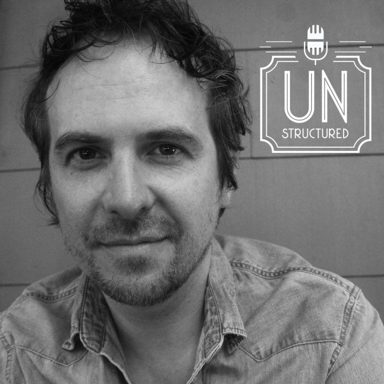 121 - Ryan H Walsh UnstructuredPod Unstructured interviews - Dynamic Informal Conversations with unique wide-ranging and well-researched interviews hosted by Eric Hunley