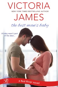 The Best Man's Baby #2 Cover