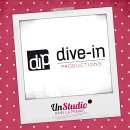 Création logo : Dive-in Productions