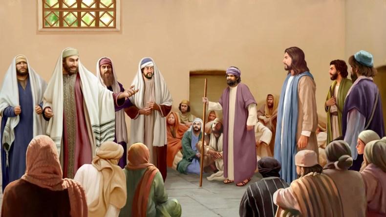 耶穌攝理異端
