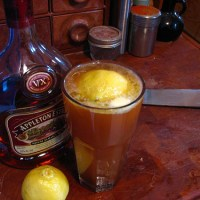 Rum Toddy - It Cures What Ails You