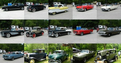 Vintage Cars for my Father In Law