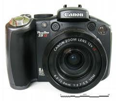 Canon S5 Camera