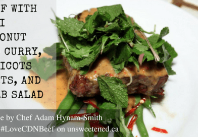 Adam Hynam-Smith's Steak with Red Curry