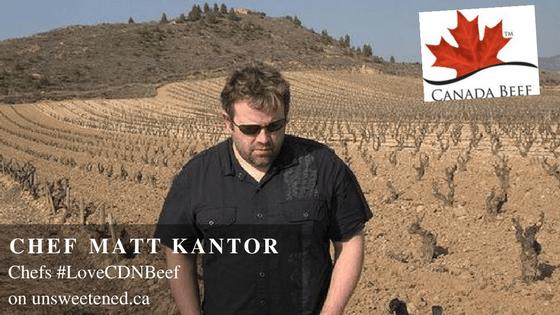 Chef Matt Kantor