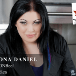 Chef Ilona Daniel in Chefs #LoveCDNBeef