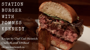 Carl Heinrich's Station Burger