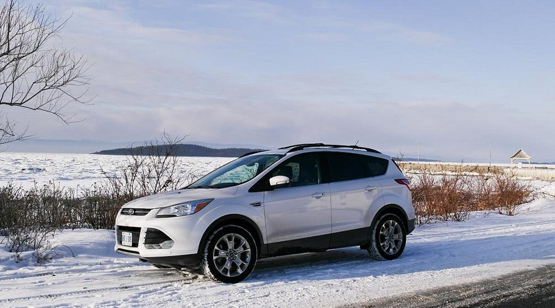 Ford Escape in Kamouraska
