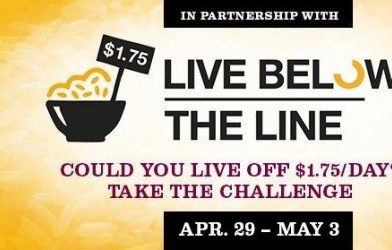 Live Below The Line Challenge-banner