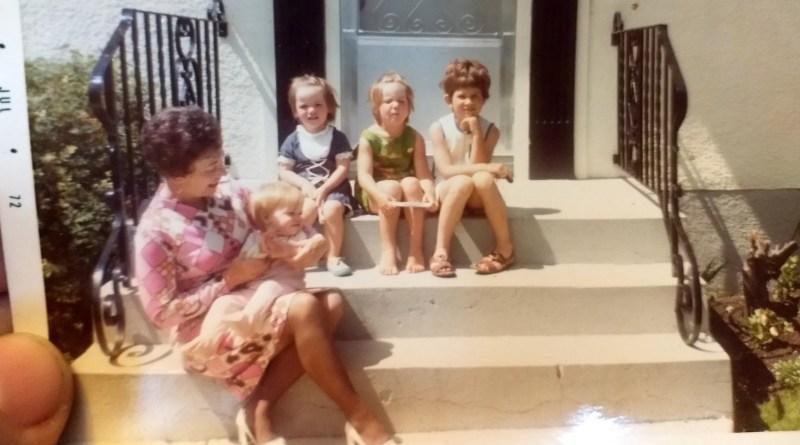 Clark cousins - Winnipeg July 1972