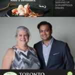 Alexa and Neilesh Delighted To Be Appointed Toronto Taste 2015 Co-Chairs