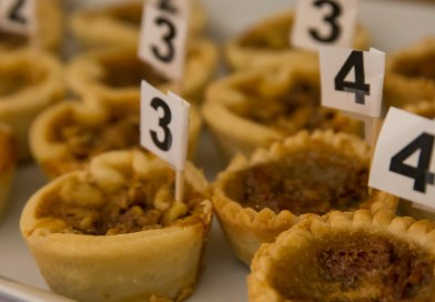 Who Will Be the Butter Tart Grand Champion? I'm Judging!