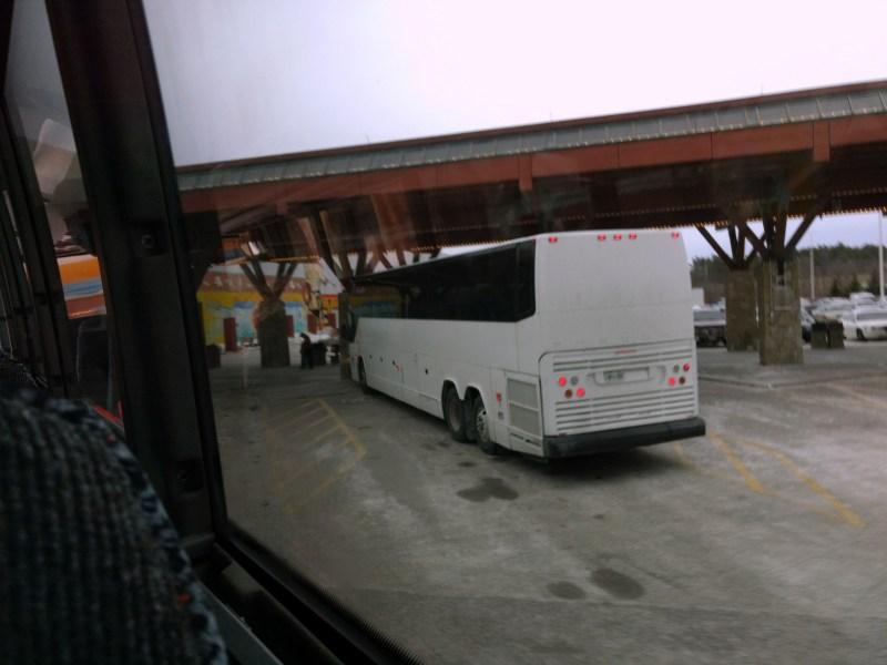 bus to Casino Rama