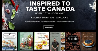 HBC Inspired to Taste Canada