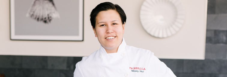 Chef Missy Hui of Fabbrica