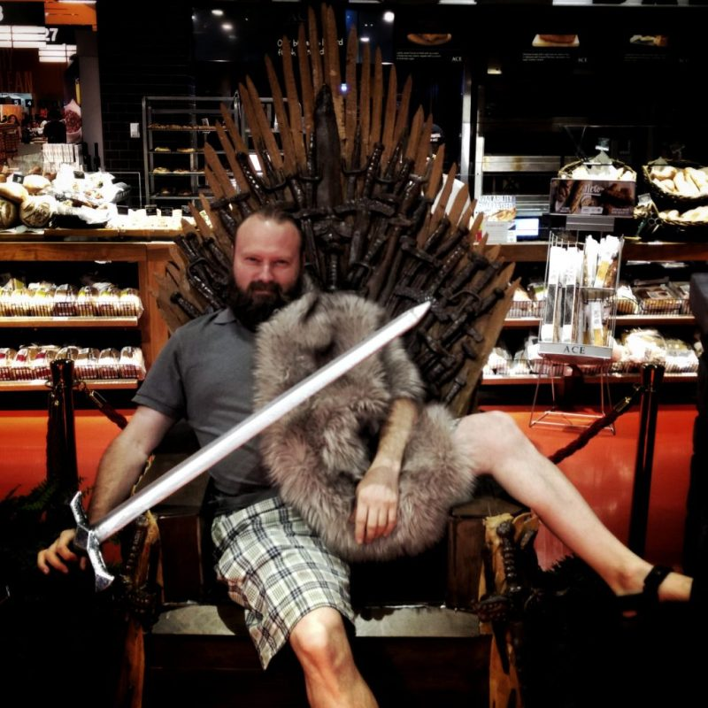 Gerry Game of Thrones at Loblaws (2)
