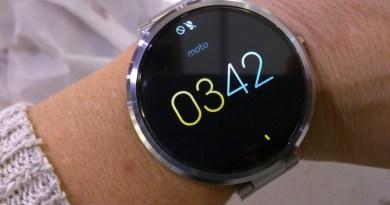 daylight savings time - motorolo smart watch