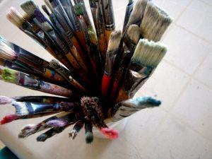 Kristin's Brushes