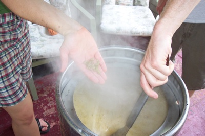 Memorial Day 2009 Brew Boil