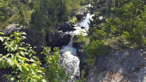 Stair Falls
