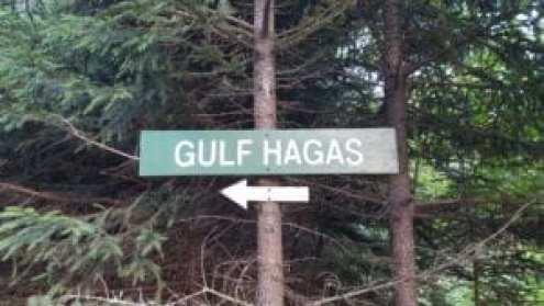 Gulf Hagas, Grand Canyon of Maine.