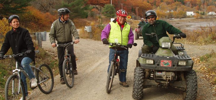 Discover Maine's Multi-Use Rail Trails