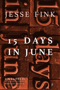 Book Cover: 15 Days in June